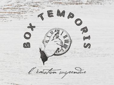 Box Temporis - L'émotion suspendue